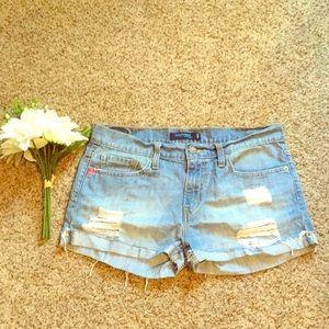 Levi's Boyfriend 513 Jean Shorts